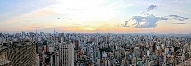 Kovček 15.9. 2017 Panorama-Sao-Paulo-Brazil