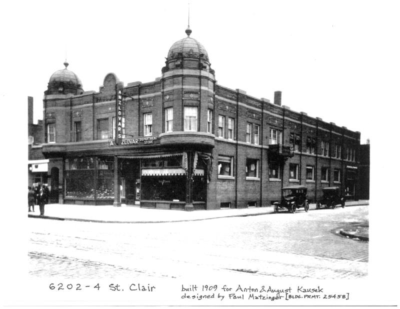 St. Clair - Anžlovar