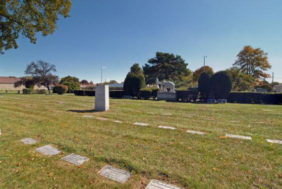 Pokopališče v Chichagu