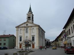 Renče cerkev