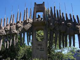 Spomenik Titu v Campinas Brazilija