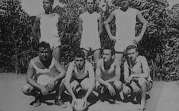 Brazilija Odbojkarska ekipa Našega doma 1945