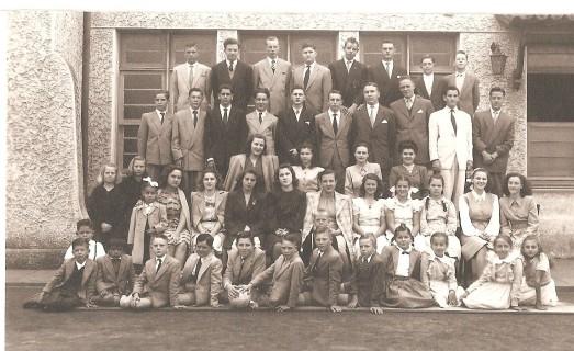 Brazilija ORNUS 1943 Sloven. izobraž. društvo