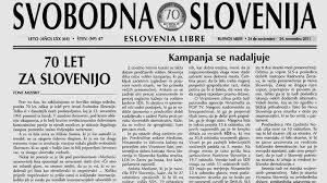 Časopis Svobodn Slovenija