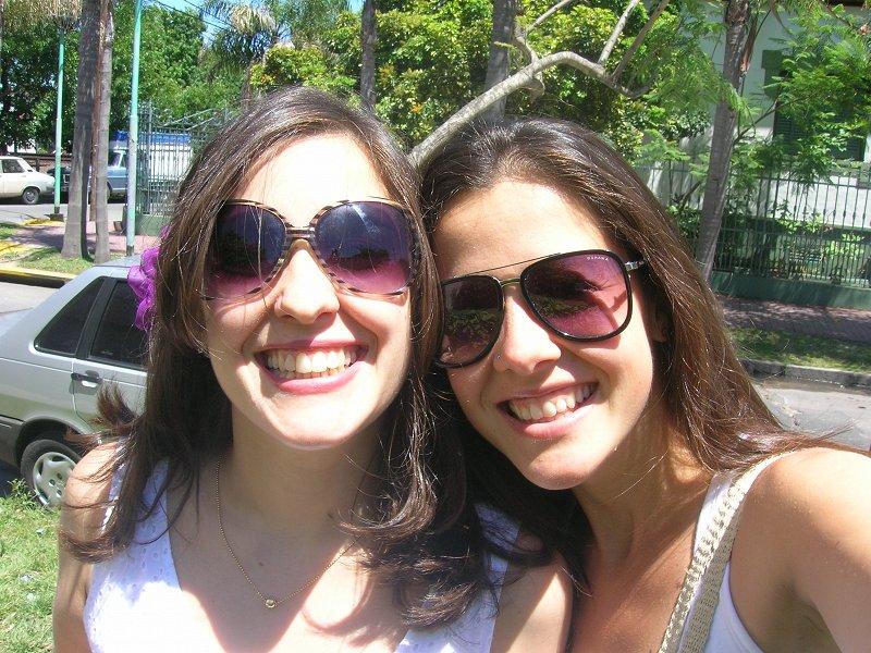 Nadia s sestro Katarino
