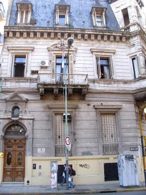Yu ambasada v Buenos Airesu