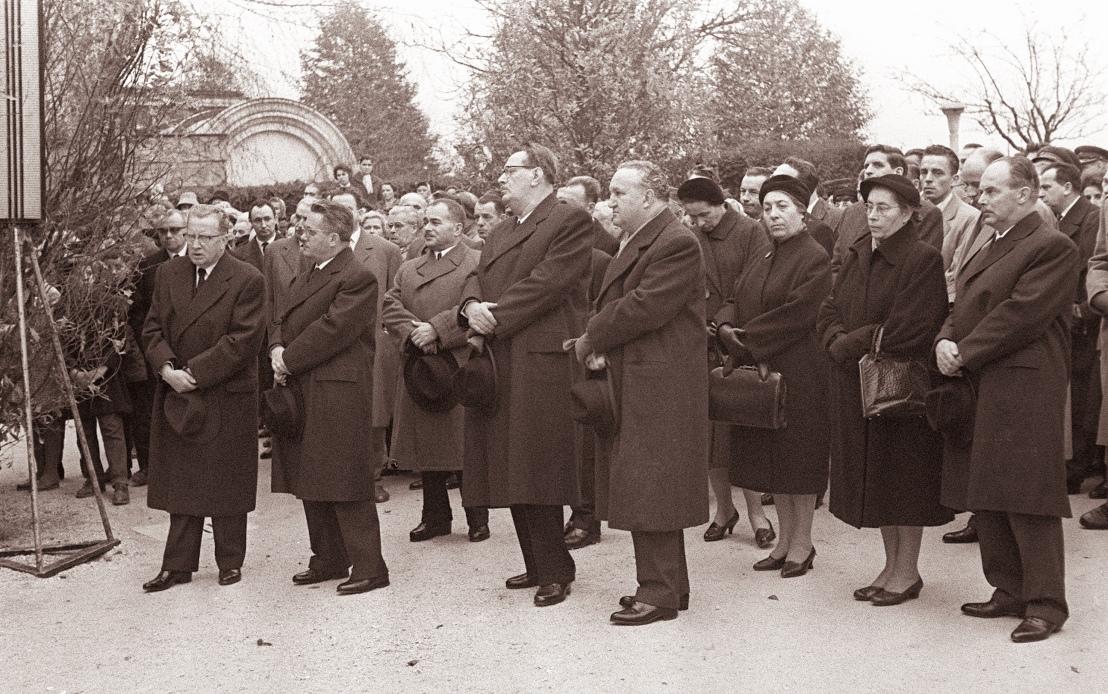 Pogreb_Božidarja_Lavriča_1961_(5)