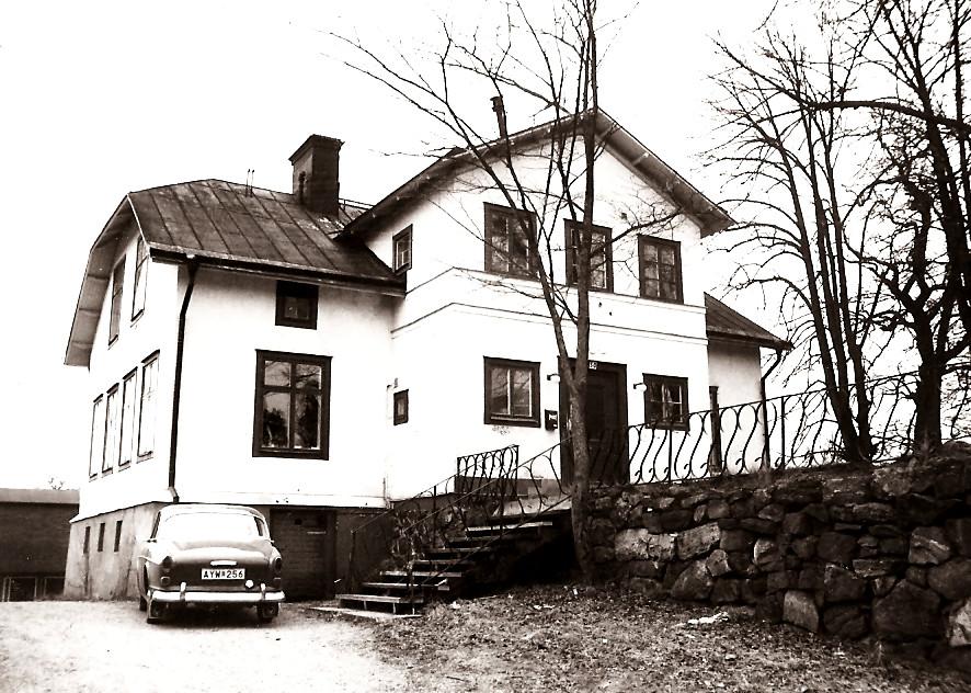 Slovednski dom v Stockholmu1592