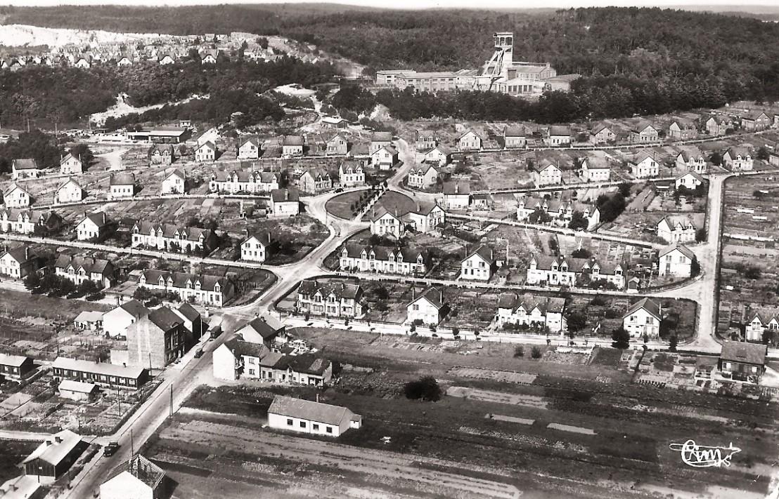Slovenska kolonija v Cuvlette Merlebach 195331552