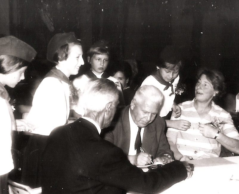 Stanislav Baretto, iz Trsta v Buenos Airesu1541