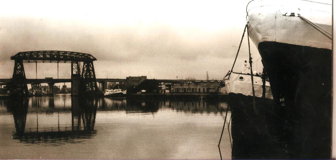 Staro pristanišče Bocca Buenos Aires1558
