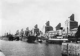 Staro pristanišče žita BA