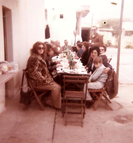 Odhod Pipana iz Cordobe na obisk v ZDA 19731807