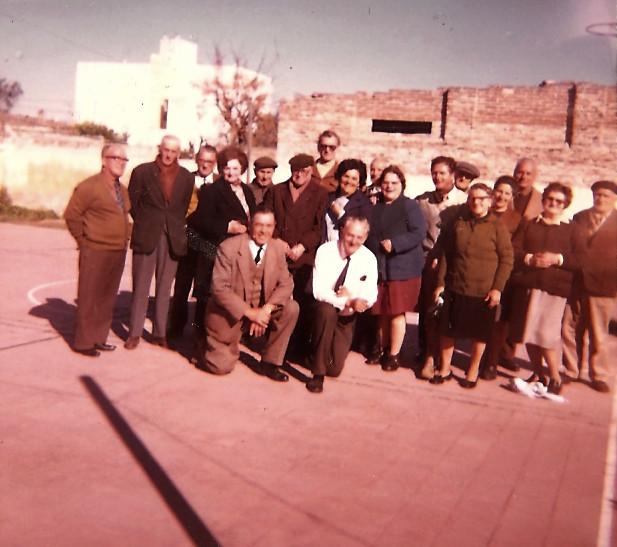 Odhod Pipana iz Cordobe na obisk v ZDA 19731808