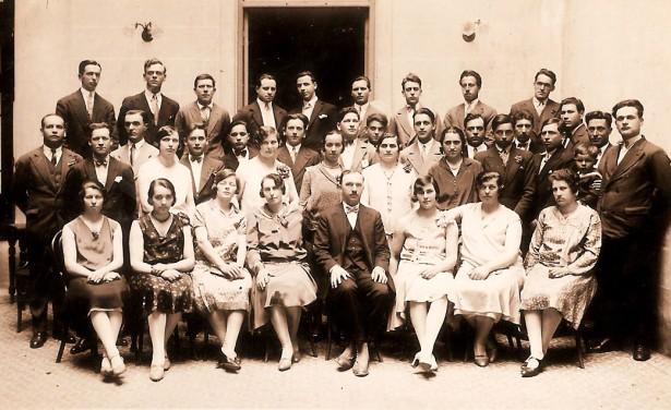 1926 pevovodja Cirul Jekše PZ pros.druš La Paternal2538