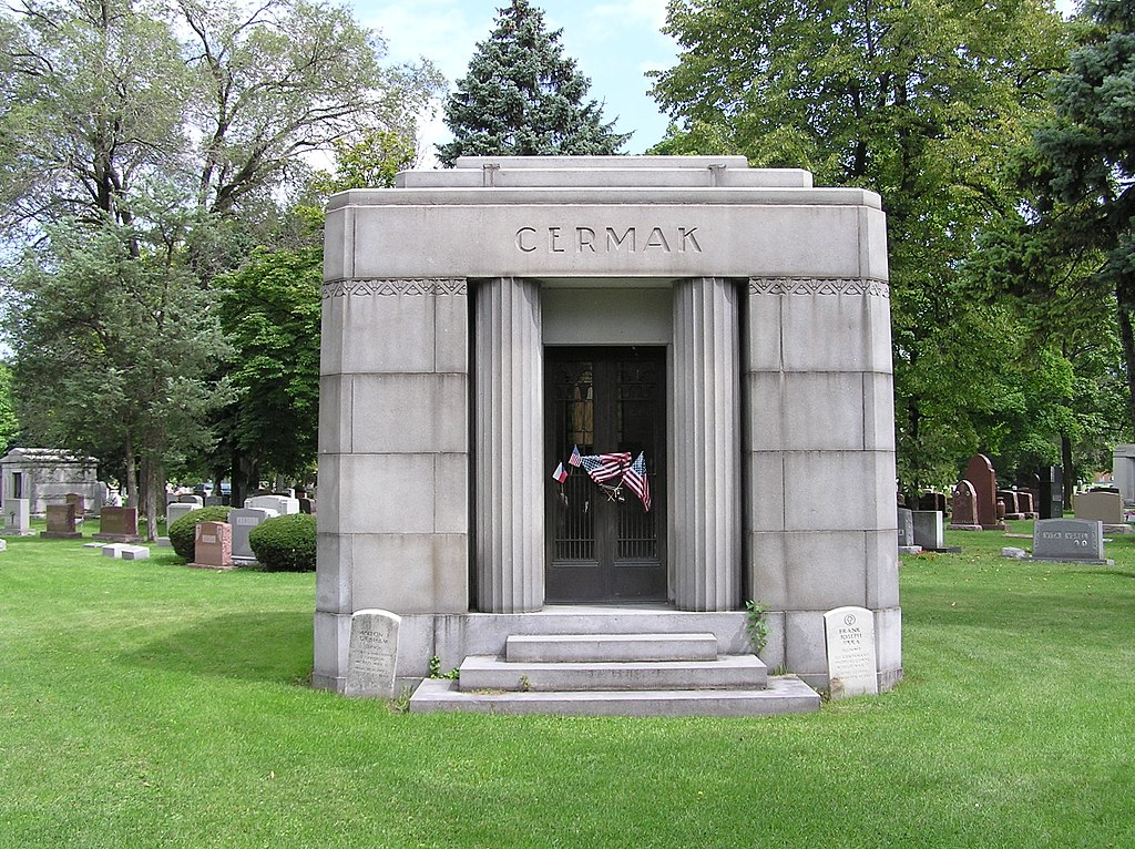 Grob Čermaka