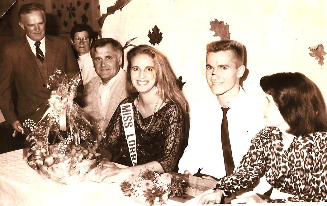 Alena Žužek, 5.10.1985 Mis Lorraine2560