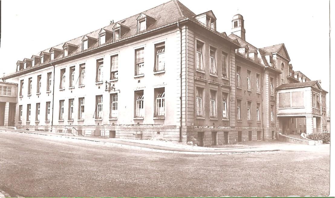Freyming, Francija, staar bolnišnica895