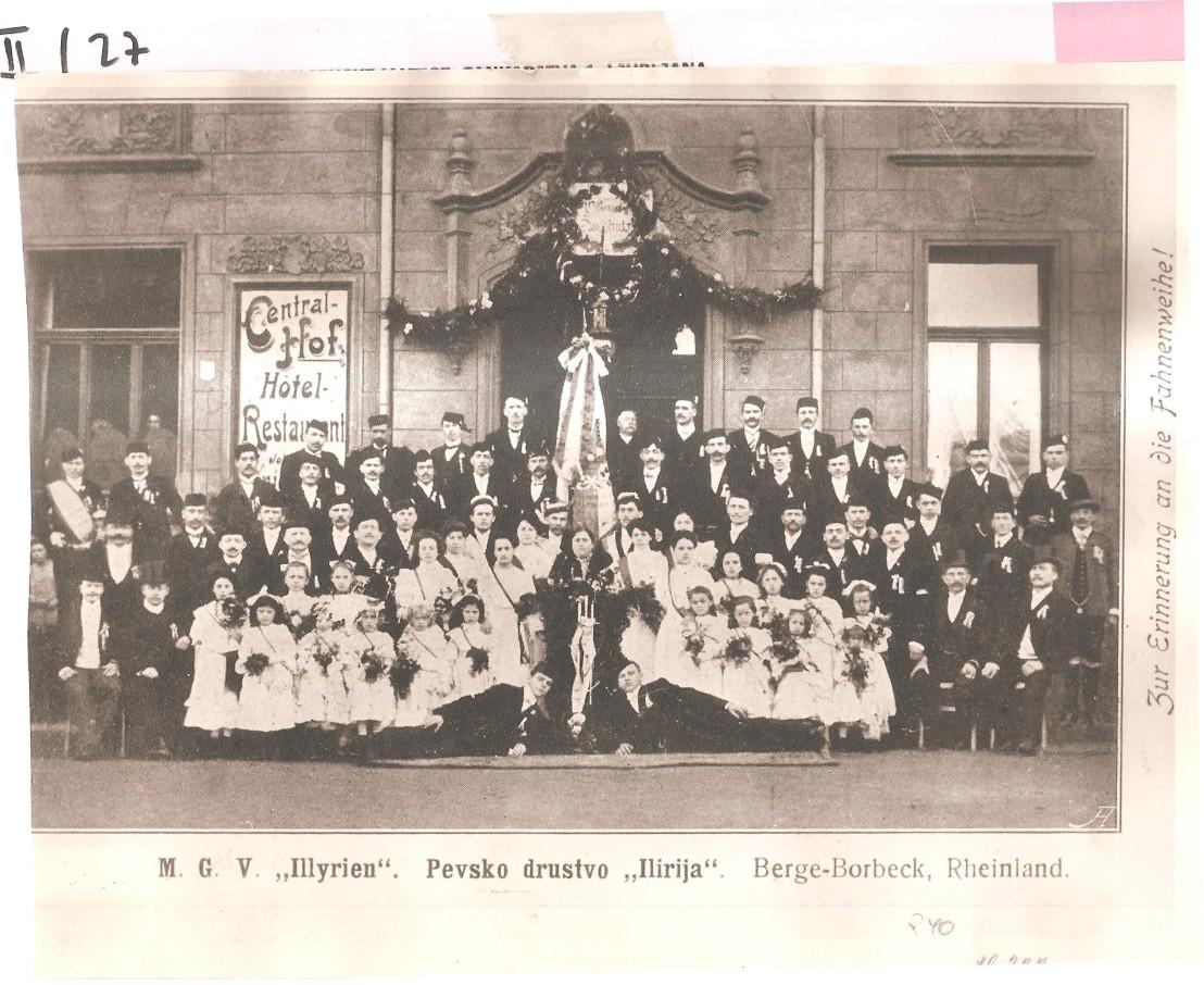 Najstarejše sloven. društvo 1898471