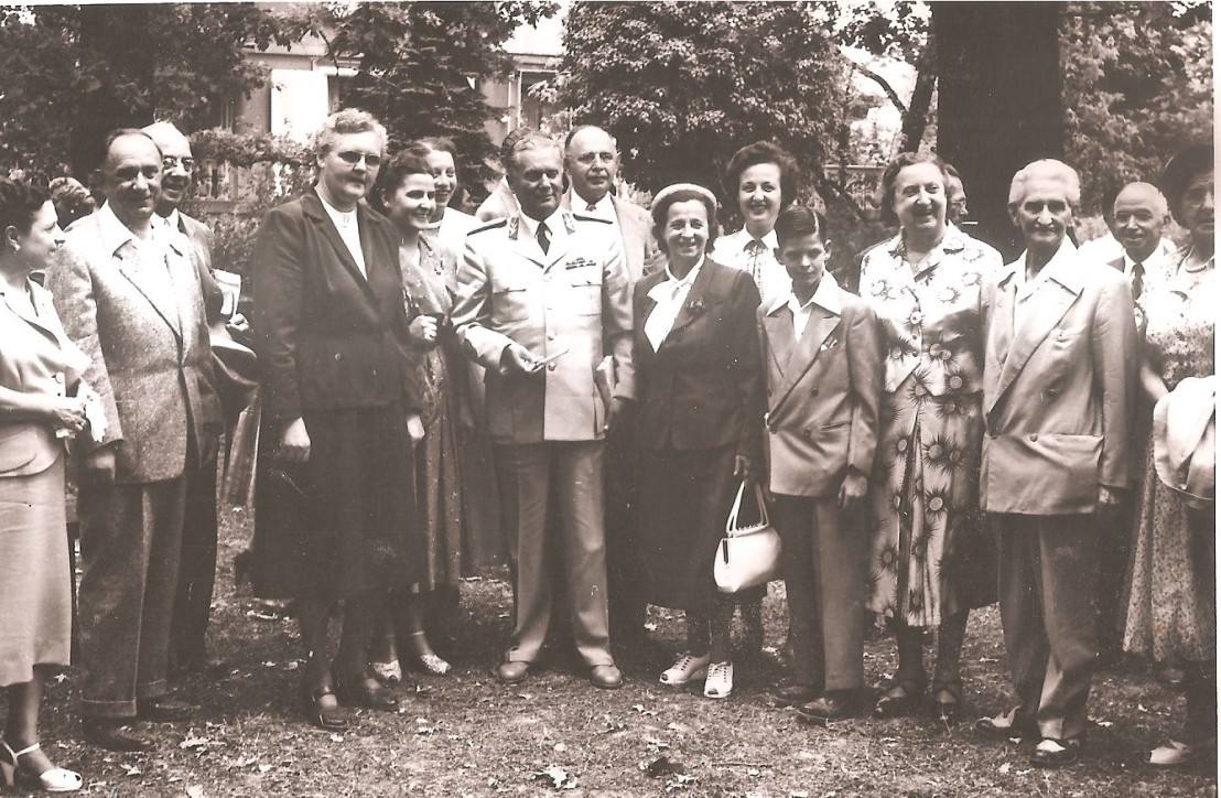 ZDA Progresivne Slovenske pri Titu 1952