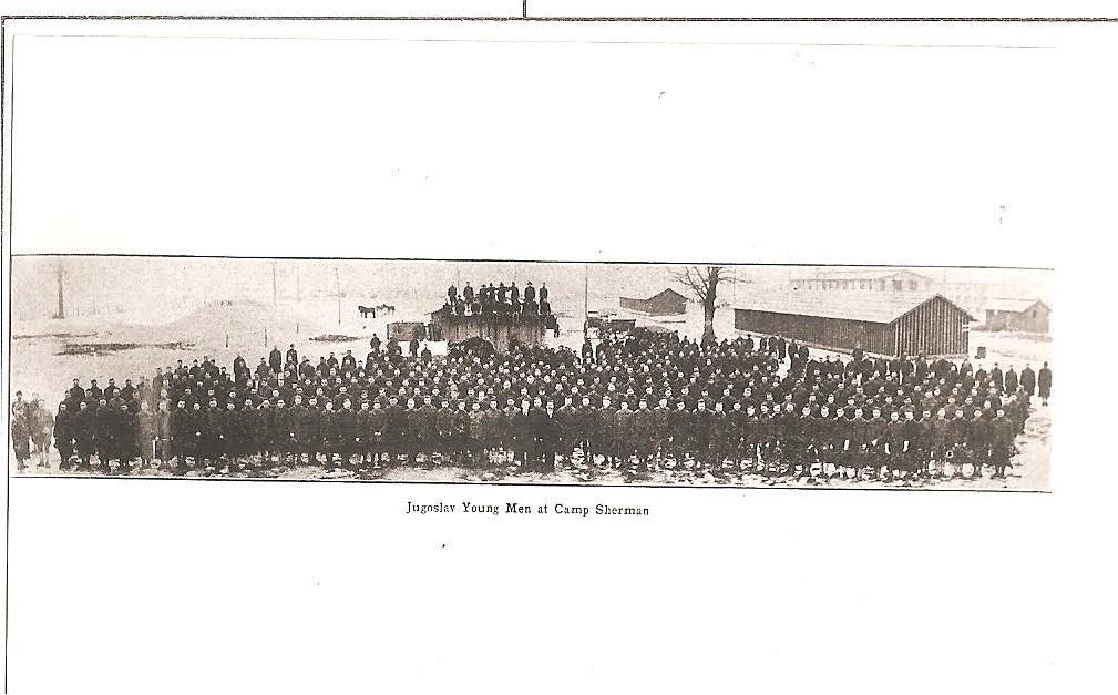 ZDA Prva vojna
