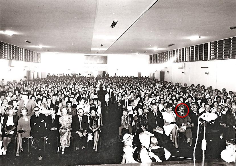 Gostovanje Slakov 1972 v Sydneyu1369